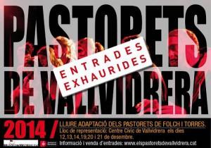 Els pastorets de Vallvidrera 2014
