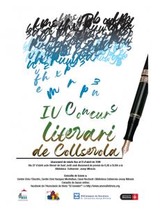 4t Concurs Literari de Collserola